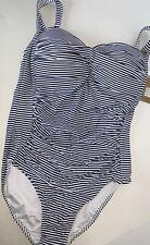 NIP TUCK Swimsuit Style NY2902SPB Sorrento Spot Black Two Pieces NWT