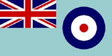 royal airforce ensign 5 x 3 flag RAF air force heroes