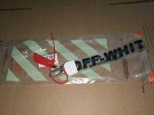 OFF WHITE KEYCHAIN/BADGE LANYARD SNEAKER STREETWEAR