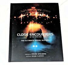 Close Encounters of the Third Kind Ultimate Visual History ~ Michael Klastorin
