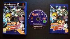 NARUTO SHIPPUDEN ULTIMATE NINJA 5 : JEU Sony PLAYSTATION 2 PS2 (complet, suivi)