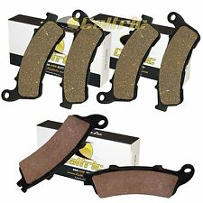 FRONT REAR BRAKE PADS FIT HONDA ST1300A ST 1300A ABS 2008-2014
