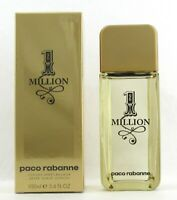 1 Million by Paco Rabanne 3.4 oz./ 100 ml. After Shave Lotion Splash for Men