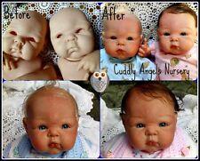 Reborn,  Baby Paris ,Boy or  Girl ! Custom
