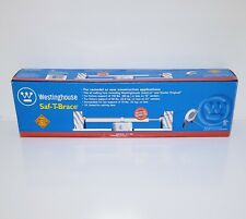 Westinghouse Saf-T-Brace® 01100 Patented EASY Ceiling Fan Support Kit NIB