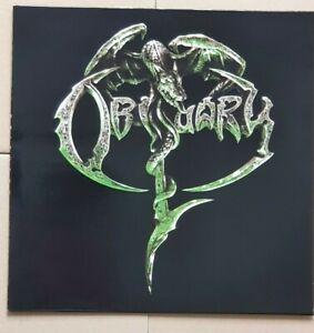 OBITUARY - Obituary BLACK Vinyl NEU RAR&OoP incl. Download Code & 2 Bonus Tracks