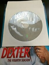 Dexter - Season 4, Disc 3 REPLACEMENT DISC (not full season)