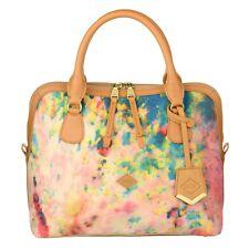 Oilily Big Bang Handbag Handtasche Umhängetasche Tasche Multicolor Rosa Blau