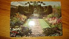 "VINTAGE   POSTCARD "" THE DUKE GARDENS"" SOMERVILLE,NEW JERSEY"