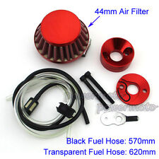 Racing Air Filter Stack Hose For 23 33 43 49 cc Gas Scooter Skateboard Wheelman