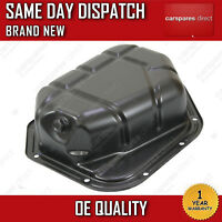 STEEL OIL SUMP PAN FIT FOR KIA SPORTAGE MK2 SUV 2.7 V6 4WD 2004>ON *BRAND NEW*