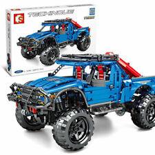 Bausteine Ford F150 Sportwagen Kinder Spielzeug Modell 1630PCS SEMBO-701990
