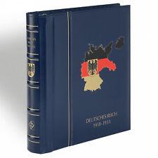 LEUCHTTURM SF-Vordruckalbum Deutsches Reich  Band II  1919-1932 blau (321433)