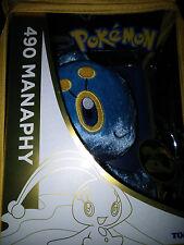 "Manaphy 20th Anniversary Pokemon Limited Edition 8"" Plush  BRAND NEW Tomy"