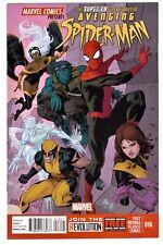 1)AVENGING SPIDER-MAN #16(3/13)2nd SUPERIOR SPIDER-MAN/1:SPIDER-GIRL(CGC IT)9.8!