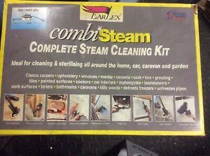 Earlex Steam Cleaner Model SC165