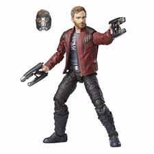 "Marvel Legends Guardians of The Galaxy 2 Star Lord 2017 Wave 1 Hasbro 6"" Figure"