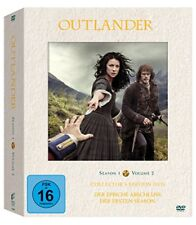 3 DVD-Box ° Outlander - Staffel 1.2 ° Collector's Edition ° NEU & OVP