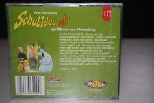 SCHUBIDUU...UH 10 der Rächer von Ahrensburg CD Hörspiel MARITIM NEU OVP