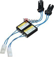 2 Resistenze Per Lampade Led T10 Eliminazione Spia Check Control Computer Bordo