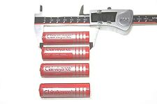 4Pcs 3.7V 18650 3800mah Li-ion Rechargeable Batteries For LED Flashlight Torch