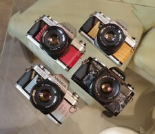 EXC Custom COLOR! YASHICA FX103 Program camera body / Contax CY student