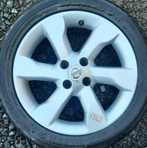 """NISSAN NOTE MK1 16"""" ALLOY WHEEL FULL SIZE SPARE X1"""