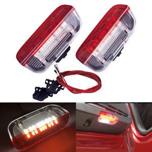 2x LED Türwarnleuchte Einstiegsbeleuchtung Türleuchte für VW Golf 5 6 7 Passat