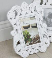 Cadre Photo Cadre Blanc Ancien cadre à poser Maison de campagne baroque
