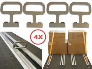 Lashing Eyes Locking Rail Multiflexboard Load Securing For VW T5 T6 CALIFORNIA