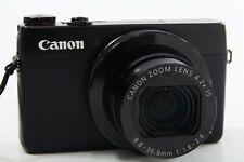 Canon PowerShot G7X schwarz, guter Zustand