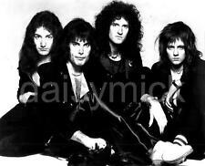 Queen Rock Band 1976, 6x4 Inch Reprint Photo