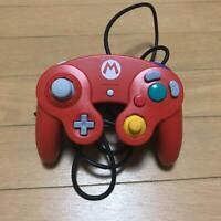 Limited Mario Controller Club Nintendo Official  RED Wii JAPAN Gamecube Retro