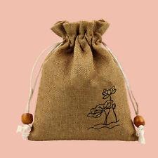 Drawstring Jewelry Bag Ring Earrings Bracelet Necklace Storage Bag