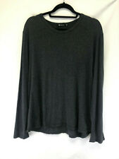 T by Alexander Wang Long Sleeve Tee Size L Large Basic T-Shirt