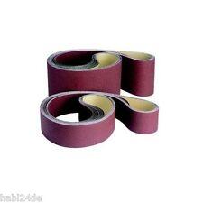 FORUM Schleifband Korund 50 x 1000mm Körnung 40-240 für Metallbearbeitung