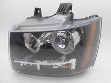 OEM 2007-2014 Chevrolet Avalanche Tahoe Left Driver Halogen Headlamp Headlight