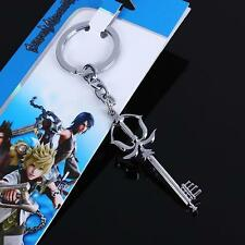 Kingdom Hearts Weapon Metal Keychain Key Ring Pendant Anime Cosplay #486 AU