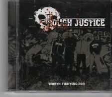 (FX971) Rough justice, Worth Fighting For - 2005 CD