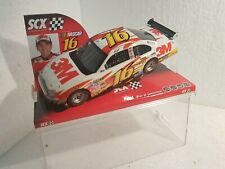 qq 63370 SCX IMPORT FORD NASCAR #16 GREG BIFFLE 3M SCALEXTRIC SPAIN