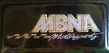 MBNA MOTORSPORTS Willabee & Ward WARD BURTON NASCAR RACING TEAM PATCH Patch Only