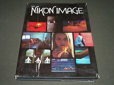 1975 THE NIKON IMAGE HARDCOVER BOOK - GREAT PHOTOS - KD 3843