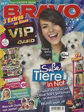 BRAVO 52/21.12.2011 Poster MARIO GOMEZ+ Bella Thorne + Tim Bendzko Heft komplett