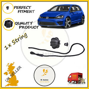 1x Rear Parcel Shelf String Cord Tonneau Cover Straps Cord for VW Golf R MK7