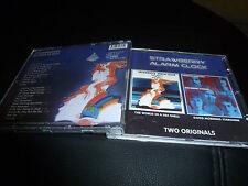 CD.STRAWBERRY ALARM CLOCK.THE WORLD IN A SEA SHELL/GOOD MORNING STARSHINE.REMAST
