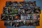 LEGO Star Wars 30004 30005 30006 30240 30242 8031 8033 TC14 Han Solo (Hoth) More