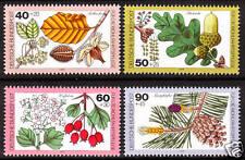 BRD 1979 Mi. Nr. 1024-1027 Postfrisch LUXUS!!!