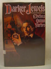 Chelsea Quinn Yarbro DARKER JEWELS First edition Inscribed/SIGNED Vampire Novel