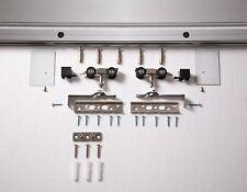 Schiebesystem ALU60-H-1FL für 1 flüglige Holzschiebetür