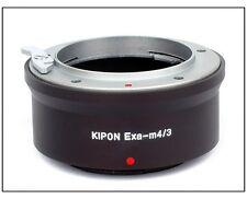 Adapter Kipon Exakta EXA to M4/3 Panasonic G1 GH1 G2 G3 GF3 G10,Olympus EP1,EP2